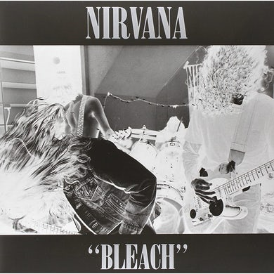 Nirvana LP - Bleach (Vinyl)