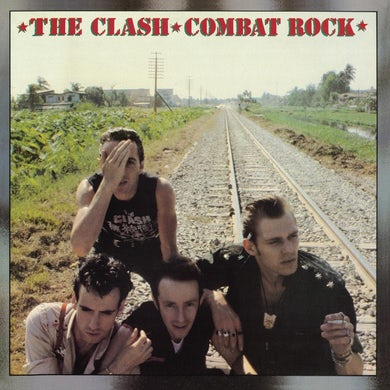 The Clash LP - Combat Rock (Vinyl)