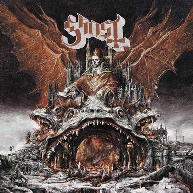 Ghost LP - Prequelle (Vinyl)