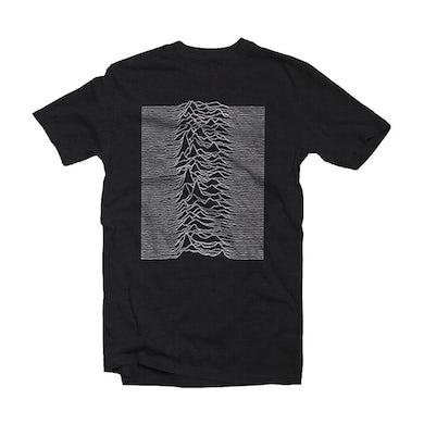 Joy Division T Shirt - Unknown Pleasures