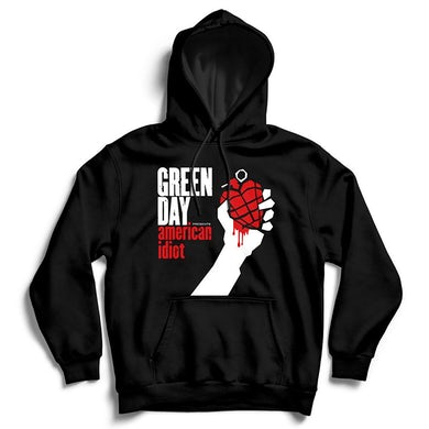 Green Day Hoodie - American Idiot
