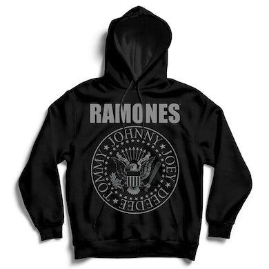 Ramones Hoodie - Presidential Seal