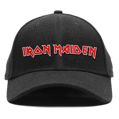 Iron Maiden Baseball Cap - Logo