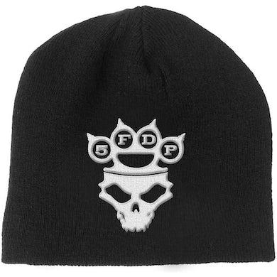 Five Finger Death Punch Beanie Hat - Logo