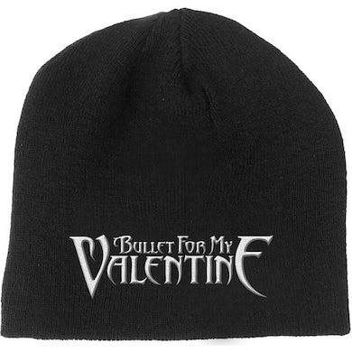Bullet For My Valentine Beanie Hat - Logo