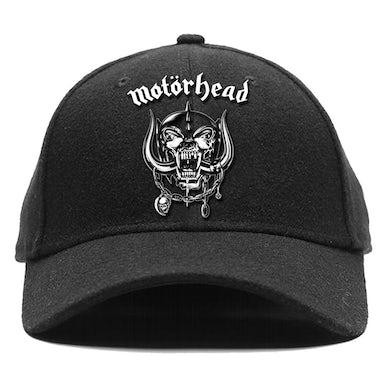 Motorhead Baseball Cap - Silver Warpig