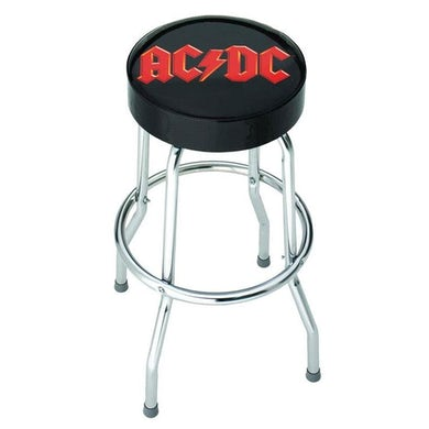 AC/DC Bar Stool - Logo - Pre Order for Delivery end Feb 2021