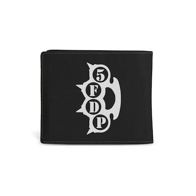 Rocksax Five Finger Death Punch Wallet - Logo