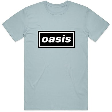 Oasis T Shirt - Decca Logo