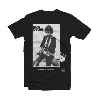 Bob Dylan T Shirt - Blowing In The Wind
