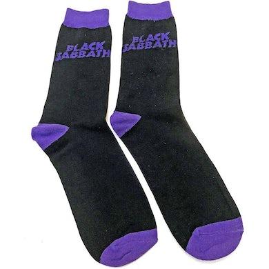 Black Sabbath Socks - Wavy