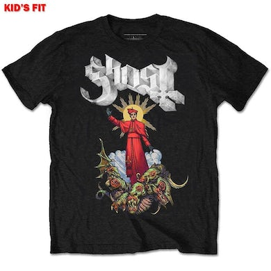Ghost Kids Youth T Shirt - Plague Bringer
