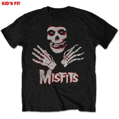 The Misfits Kids Youth T Shirt - Hands