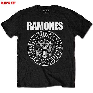 Ramones Kids Youth T Shirt - Presidential Seal