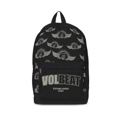 Volbeat Backpack - Established All Over Print