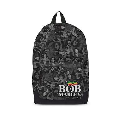 Rocksax Bob Marley Backpack - Collage
