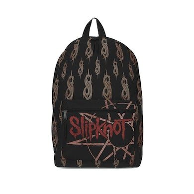 Slipknot Backpack - Wait And Bleed (SALE)