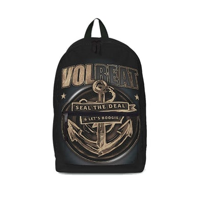 Volbeat Backpack - Seal The Deal