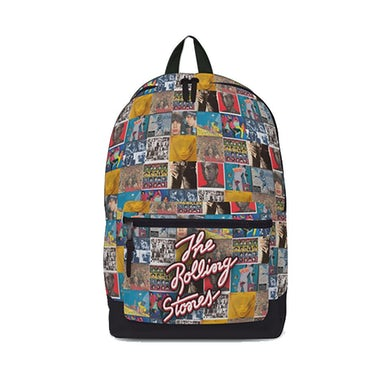 The Rolling Stones Backpack - Vintage Album