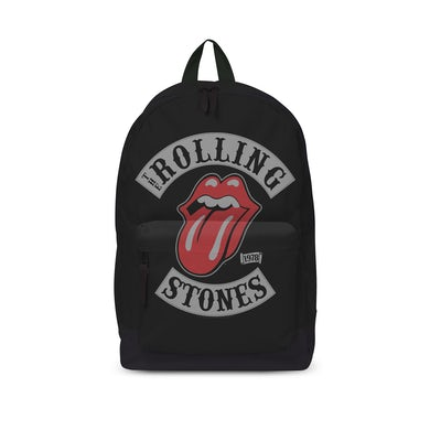 Rocksax The Rolling Stones Backpack - 1978 Tour