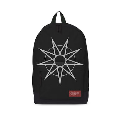 Slipknot Backpack - Wanyk Star Patch
