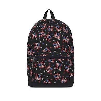 Rocksax Run DMC Backpack - USA Logo