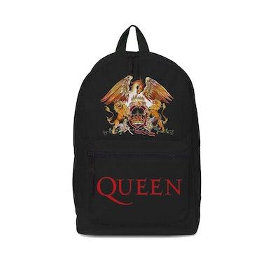 Queen Backpack - Crest