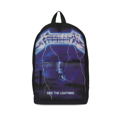 Metallica Backpack - Ride The Lightning