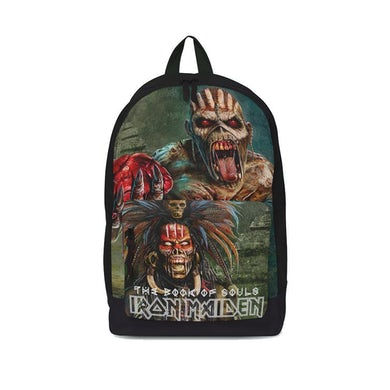 Iron Maiden Backpack - Book Of Souls