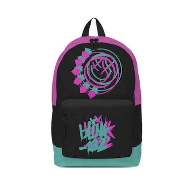 Rocksax Blink 182 Backpack - Smile