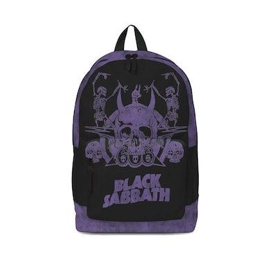 Rocksax Black Sabbath Backpack - Skeleton Rucksack (SALE)