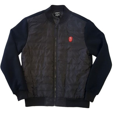 The Rolling Stones Quilted Jacket - Classic Tongue