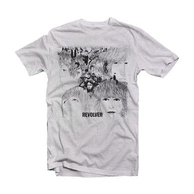 The Beatles T Shirt - Revolver Album Cover