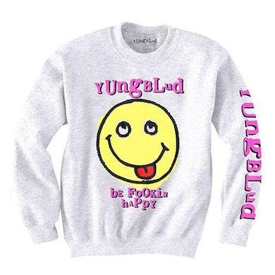 Yungblud Sweatshirt - Raver Smile