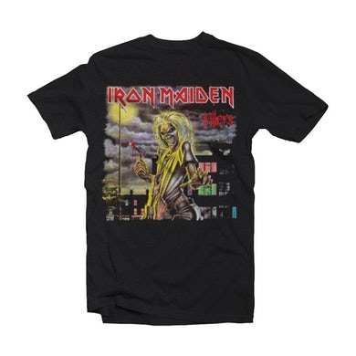 Iron Maiden T Shirt - Killer Covers