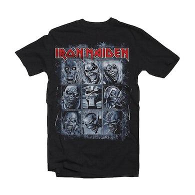 Iron Maiden T Shirt - Nine Eddies