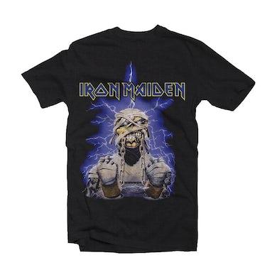 Iron Maiden T Shirt - Powerslave Mummy