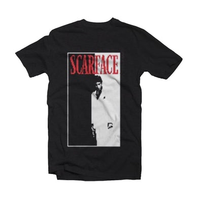 Scarface T Shirt - Scarface Poster