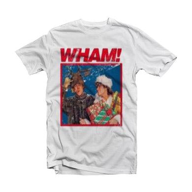 Wham! T Shirt - Wham Xmas Cover