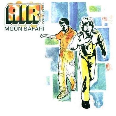 Air LP - Moon Safari (Vinyl)