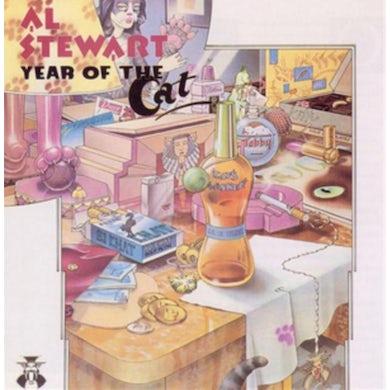 Al Stewart LP - Year Of The Cat (Vinyl)