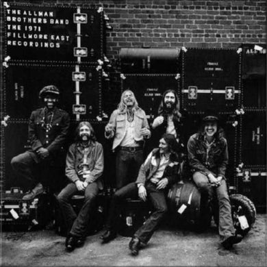 The Allman Brothers Band LP - At Fillmore East (Vinyl)