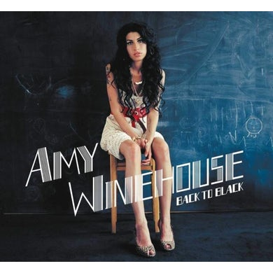 Amy Winehouse LP -  Back  To Black (Vinyl)