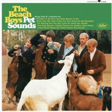 The Beach Boys LP - Pet Sounds (Vinyl)