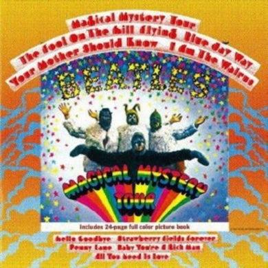 The Beatles LP - Magical Mystery Tour (Vinyl)