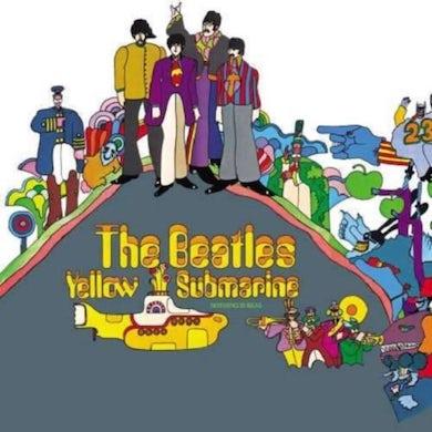 The Beatles LP - Yellow Submarine (Vinyl)
