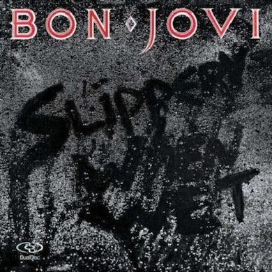 Bon Jovi LP - Slippery When Wet (Vinyl)