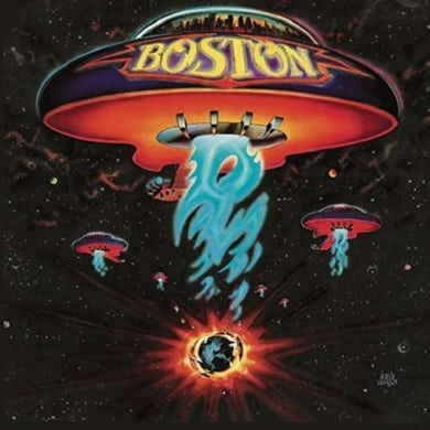 LP - Boston (Vinyl)