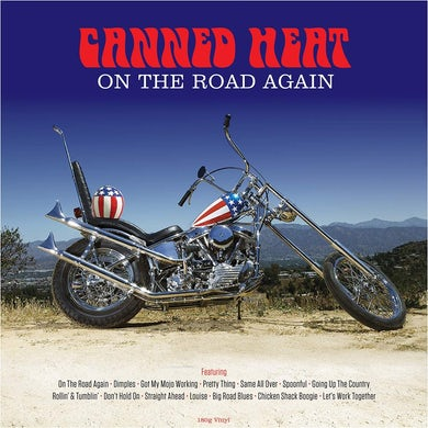 Canned Heat LP - On The Road Again (Vinyl)