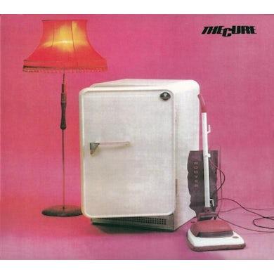The Cure LP - Three Imaginary Boys (Vinyl)